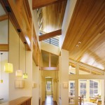 Scotch Hall Preserve for Contemporary Hall with Sheet Rock Columns