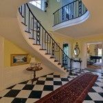 Sea Club Resort Fort Lauderdale for Traditional Staircase with Metal Railing