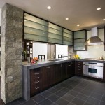 Seamless Sf for Contemporary Kitchen with Painted Ceiling
