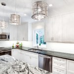 Sears Annapolis for Transitional Kitchen with Inca Lighting