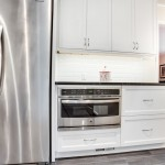 Sears Annapolis for Transitional Kitchen with via Lattea Granite