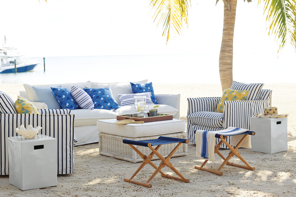 Sebastopol Weather for Beach Style Patio with Outdoor Entertaining
