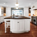 Seifer for Transitional Kitchen with Hardwood Flooring