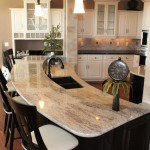 Sensa Granite for Traditional Kitchen with Home