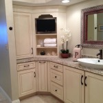 Serenata Beach Club for Traditional Bathroom with Pull Out Tv