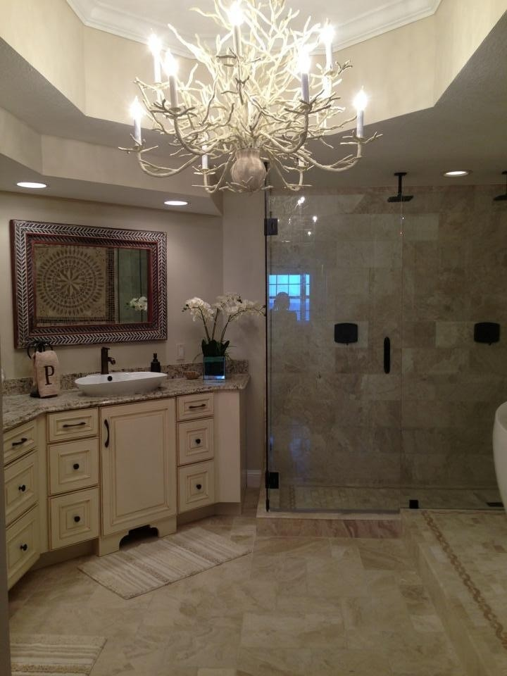 Serenata Beach Club for Traditional Bathroom with Traditional