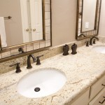 Shanty Chic for Rustic Bathroom with Oil Rubbed Bronze