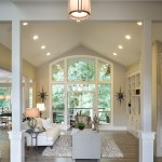 Sherwin Williams Amazing Gray for Traditional Living Room with Modern