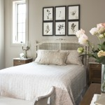 Sherwin Williams Anew Gray for Traditional Bedroom with Cottage