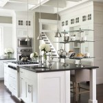 Sherwin Williams Cabinet Paint for Traditional Kitchen with Stainless Steel Appliances