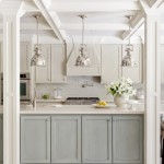 Sherwin Williams Cabinet Paint for Transitional Kitchen with White Counters