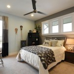 Sherwin Williams Dovetail for Contemporary Bedroom with Contemporary