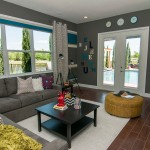Sherwin Williams Dovetail for Contemporary Kids with View