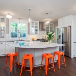 Sherwin Williams Dovetail for Transitional Kitchen with Addition