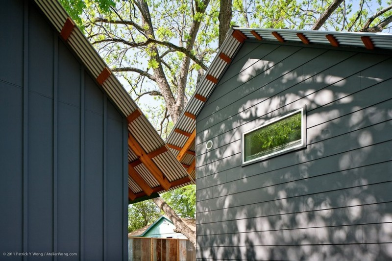 Sherwin Williams Peppercorn for Contemporary Exterior with Contemporary