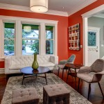 Sherwin Williams Seattle for Craftsman Living Room with Sitting Area