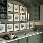 Sherwin Williams Seattle for Traditional Dining Room with Arch