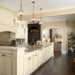 Sherwin Williams Stain Colors for Traditional Kitchen with Frame and Panel Woodwork