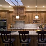 Sherwin Williams Stain Colors for Traditional Kitchen with Pendant Lighting