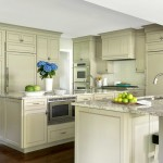 Shiloh Cabinets for Traditional Kitchen with Mocha Glaze