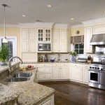 Shiloh Cabinets for Traditional Kitchen with White Cabinets