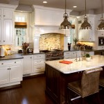 Showplace Wood Products for Traditional Kitchen with Built in Coffee Maker