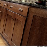 Showplace Wood Products for Traditional Kitchen with Stain