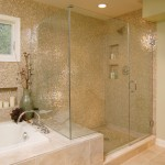Sicis for Transitional Bathroom with Bath Fixtures