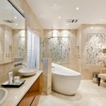 Sicis for Transitional Bathroom with Sicis