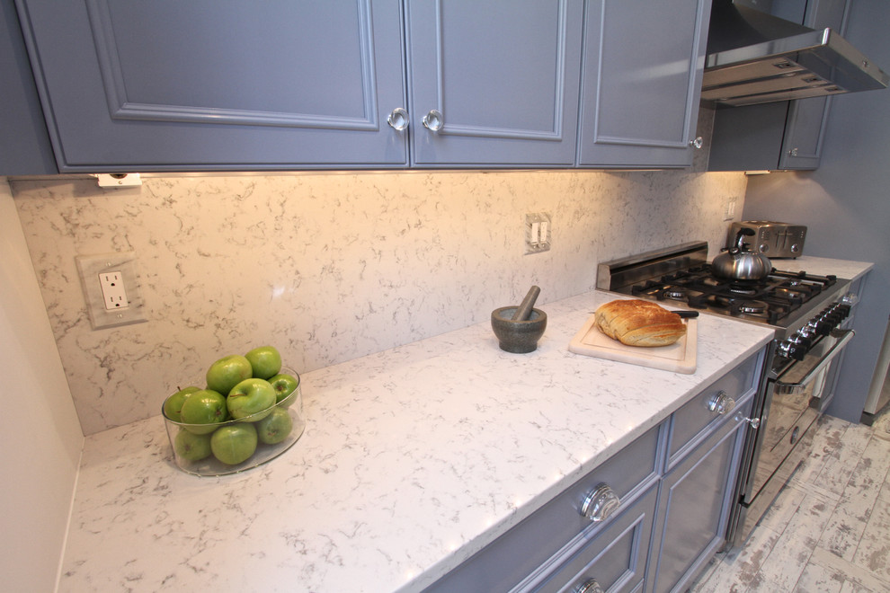 Silestone Lyra for Traditional Kitchen with Silestone Lyra