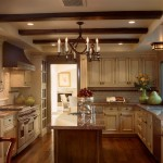 Snyder Diamond Santa Monica for Mediterranean Kitchen with Granite Countertop