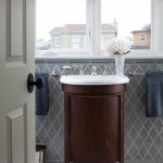 Snyder Diamond Santa Monica for Traditional Bathroom with Casement Windows
