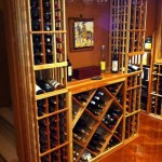 Snyder Diamond Santa Monica for Traditional Wine Cellar with Custom Wine Cellar California