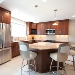 Somerville Aluminum for Contemporary Kitchen with Traditional Design