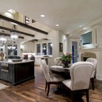 Southern Lights Mn for Traditional Kitchen with Kitchen Island