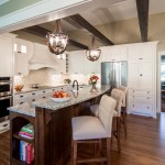Southern Lights Mn for Transitional Kitchen with Kitchen Island