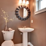 Southern Lights Mn for Transitional Powder Room with Sconce