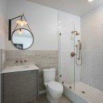 Southland Plumbing for Contemporary Bathroom with White Countertop