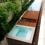 Spca New Orleans for Modern Pool with Deck