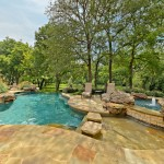 Spca New Orleans for Traditional Pool with Outdoor Chaise Lounge