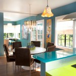 Speedy Auto Glass for Contemporary Dining Room with Pedestal Table