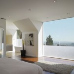 Speedy Auto Glass for Modern Bedroom with White Duvet