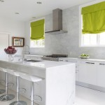 Spencers Appliance for Contemporary Kitchen with Waterfall Countertop