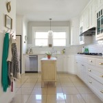 Spencers Appliance for Shabby Chic Style Kitchen with Gray Wall
