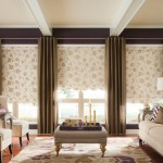 Springs Window Fashions for Traditional Family Room with Graber Blinds