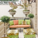 Sprintz Furniture for Traditional Patio with Brick