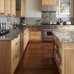 Stainless Steel vs Nonstick for Transitional Kitchen with Wood Cabinets