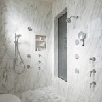 Starion for Contemporary Bathroom with Handshower