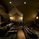 Stony Brook Theater for Traditional Home Theater with Home Theater