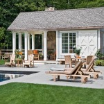 Storer House for Farmhouse Pool with Landscaping